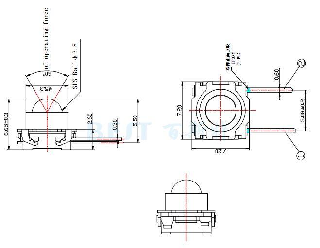 TS-6004A参考图纸