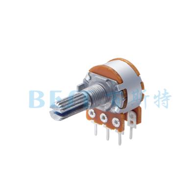 电位器系列铁柄电位器WH148-2