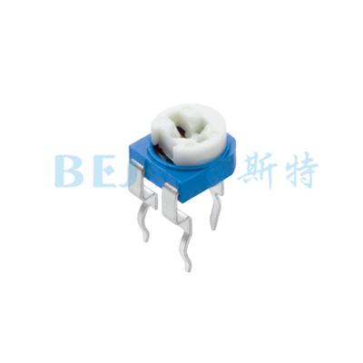 碳膜可调电阻RM065-V1