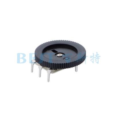 电位器系列拨盘电位器WH160-1