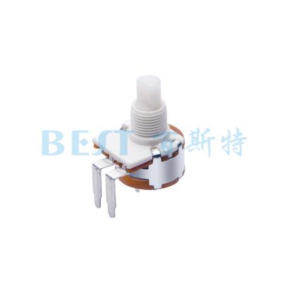 电位器系列铁柄电位器wh148-5B