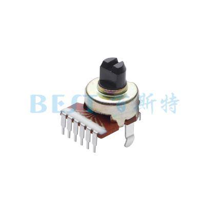 电位器系列塑胶旋转电位器WH121-2