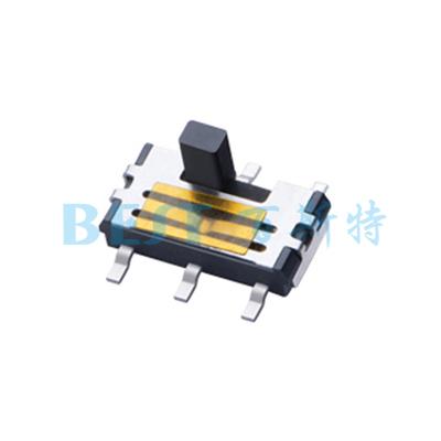微型拨动开关MSS-22C01