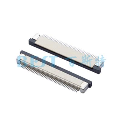 FPC连接器0.5K-AX-NPWB-T/R
