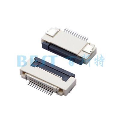 FPC连接器0.5K-DX-NPWB-T/R