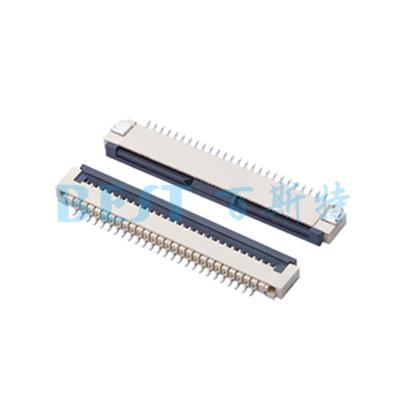FPC连接器1.0K-DX-NPWB-T/R