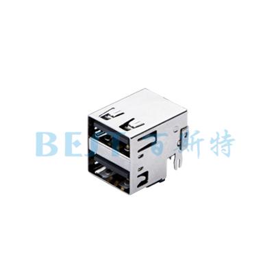 USB插座USB-A2-03