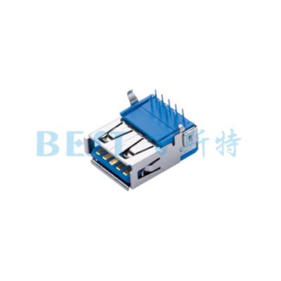 USB插座USB-A-063.0