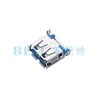 USB插座USB-A-093.0