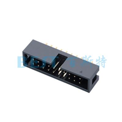 排针排母BOX2.542xNP180度